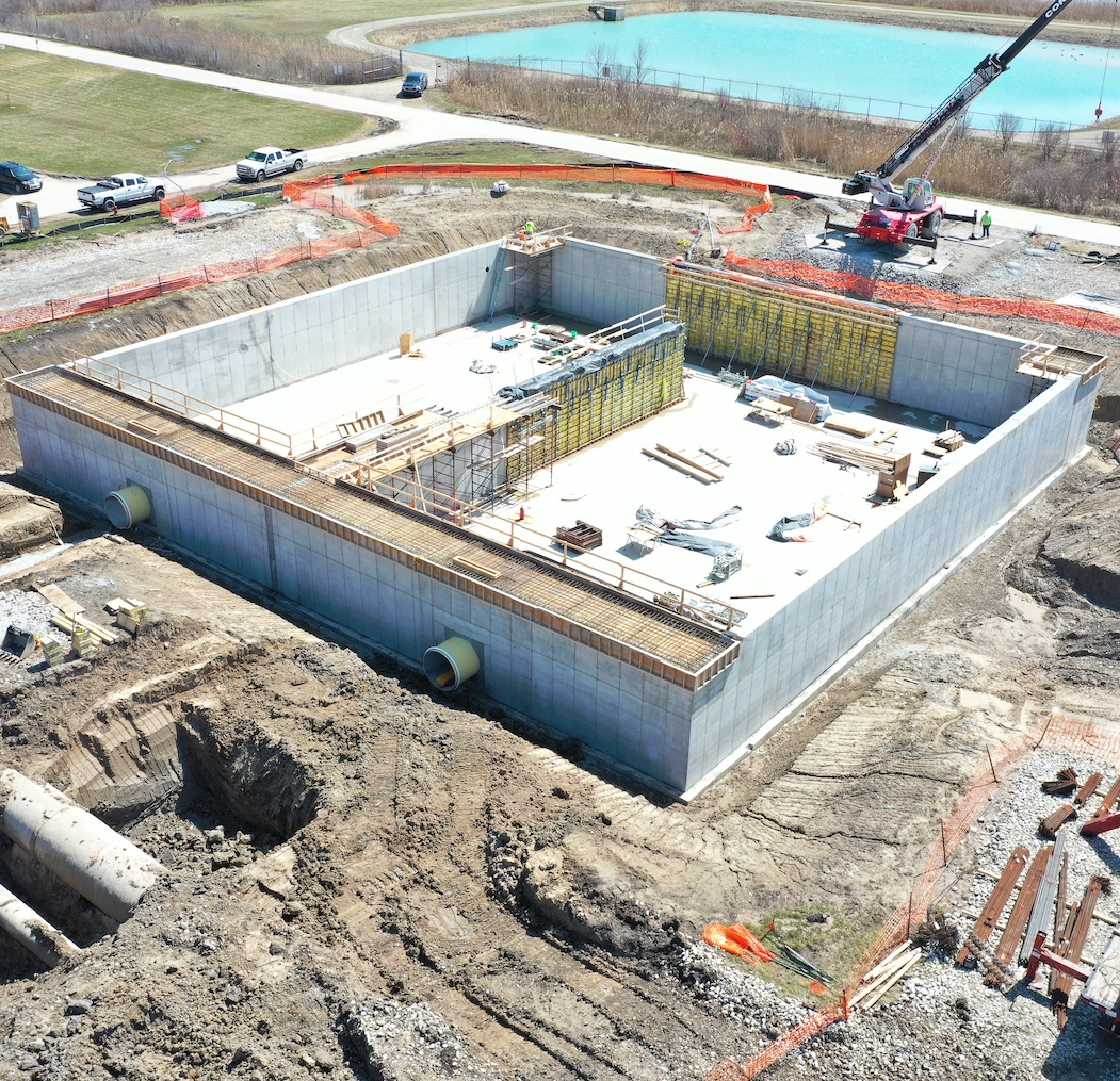 Weiss Construction - Water & Waste Water Treatment Plant Construction - Photo_1